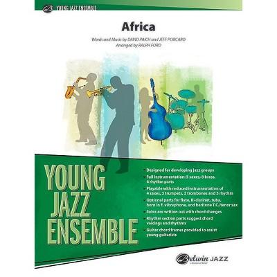 BELWIN Africa Jazz Ensemble Grade 2 (Medium Easy)