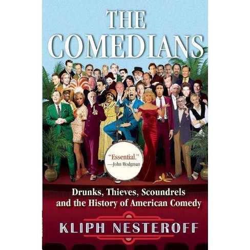 The Comedians - by  Kliph Nesteroff (Paperback) - image 1 of 1