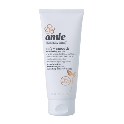 Amie Soft & Smooth Exfoliating Butter - 3.3 fl oz