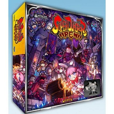 Super Dungeon - Arena Board Game