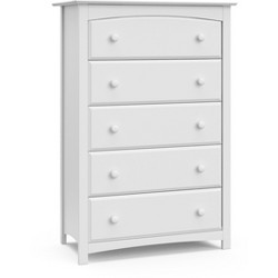 Stork Craft Kenton 5 Drawer Dresser
