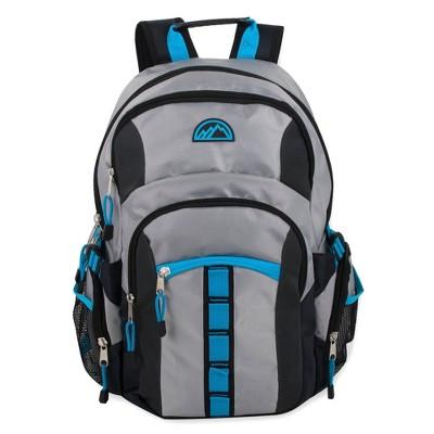 """Mountain Edge 19"""" Deluxe Carrier Backpack - Light Gray"""