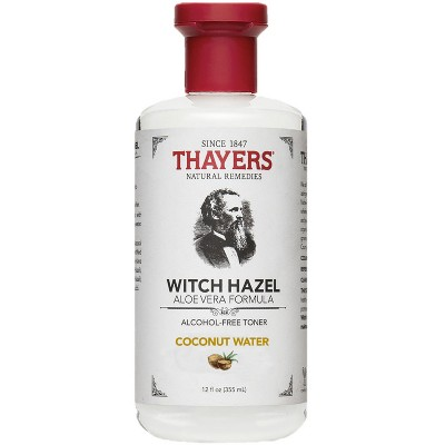 Thayers Witch Hazel Alcohol Free Toner Coconut Water - 12oz