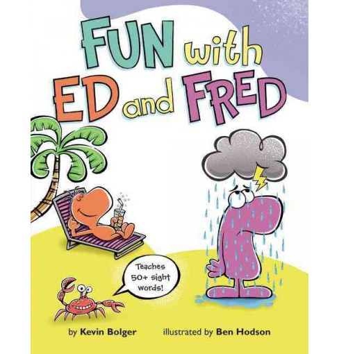 Fun With Ed and Fred (Hardcover) (Kevin Bolger) - image 1 of 1