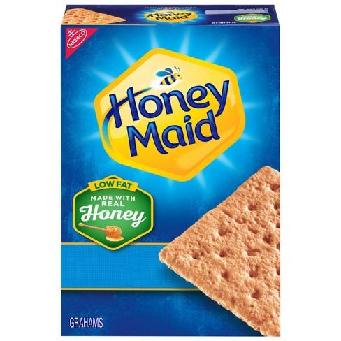 Honey Maid Low Fat Graham Crackers - 14.4oz - image 1 of 4