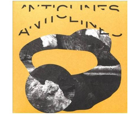 Lucrecia Dalt - Anticlines (CD) - image 1 of 1