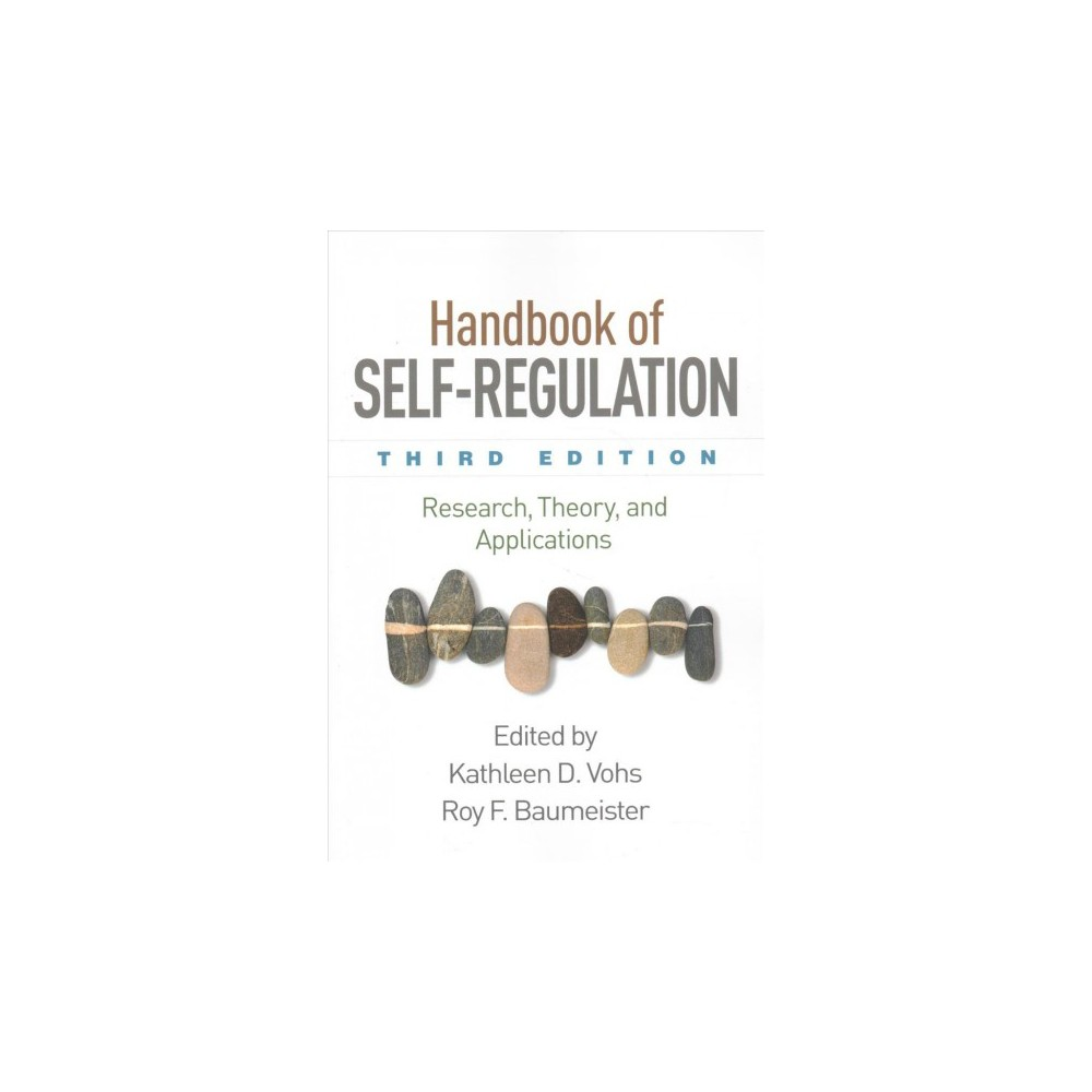 Handbook of Self-Regulation : Research, Theory, and Applications (Paperback)