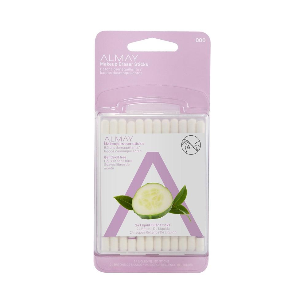Image of Almay Oil-Free Makeup Eraser Sticks - Makeup/Mascara Remover
