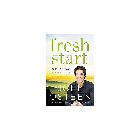 Fresh Start The New You Begins Today Large Print Target