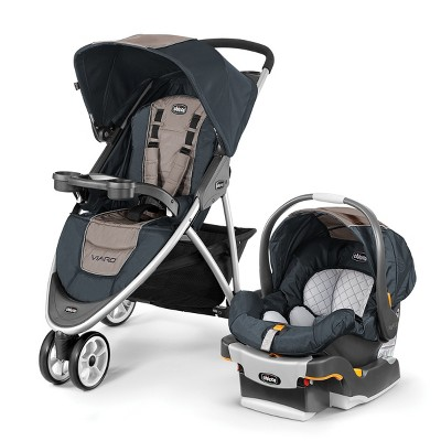 Chicco Viaro Travel System - Nordic