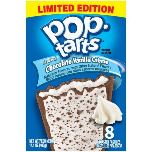 Pop Tarts Chocolate Vanilla Creme - 8ct/14.1oz - Kellogg's - image 1 of 4
