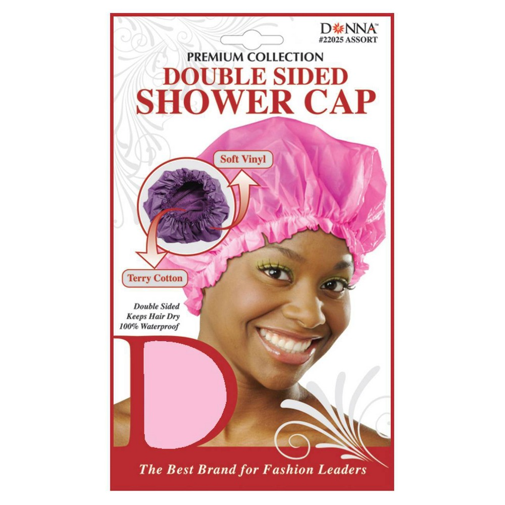 Image of Donna Double Sided Shower Cap