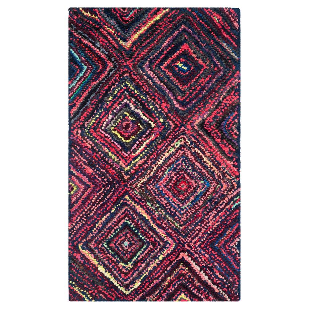 2'3X5' Geometric Accent Rug - Safavieh, Multicolored