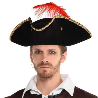 Adult Buccaneer Halloween Costume Headwear