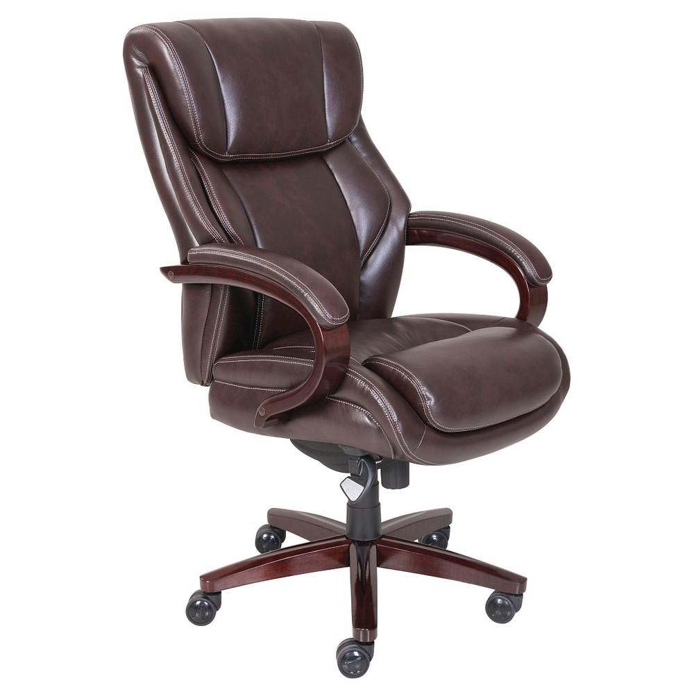 Executive Chair Coffee - La-Z-Boy, Black