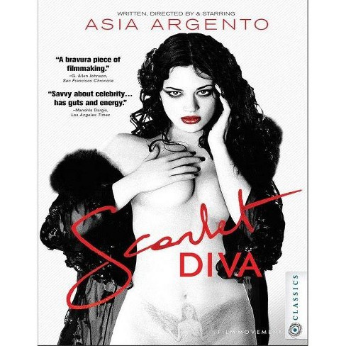 Scarlet Diva (Blu-ray) - image 1 of 1