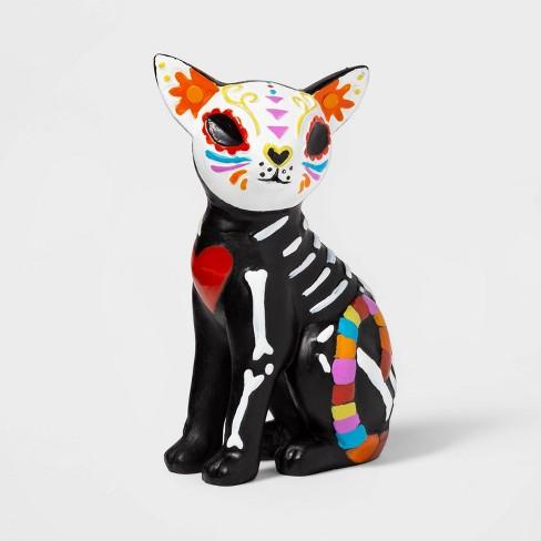 Da de Muertos Cat Decorative Figure - image 1 of 1