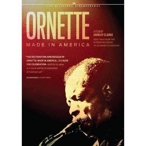 Ornette: Made in America (DVD) - image 1 of 1