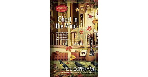Ghost in the Wind (Paperback) (E. J. Copperman) - image 1 of 1