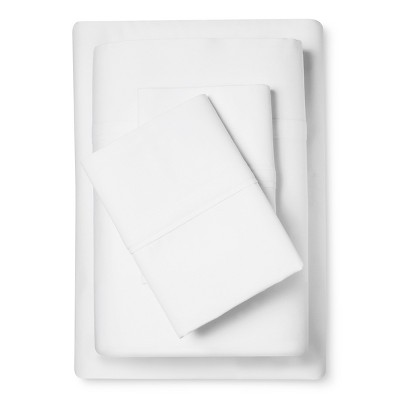 Tencel Cotton Sheet Set (King)White - Fieldcrest™