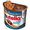 Nutella & Go! Hazelnut Spread & Pretzel Sticks - 1.9oz - image 3 of 4