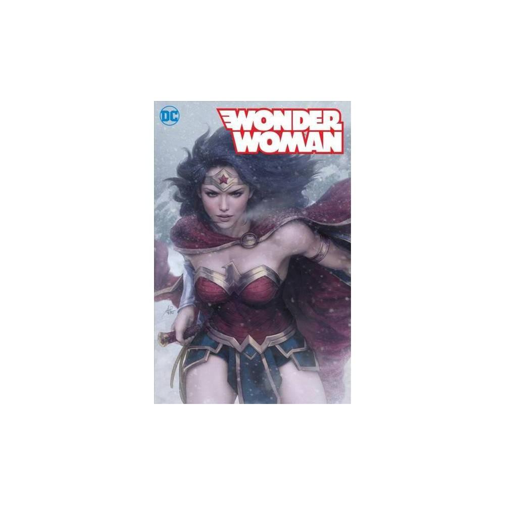 Wonder Woman 9 - the Enemy of Both Sides - (Wonder Woman) by Steve Orlando (Paperback)