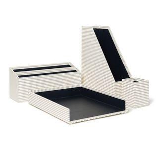 Desk Organization Set Casual Stripes - U Brands