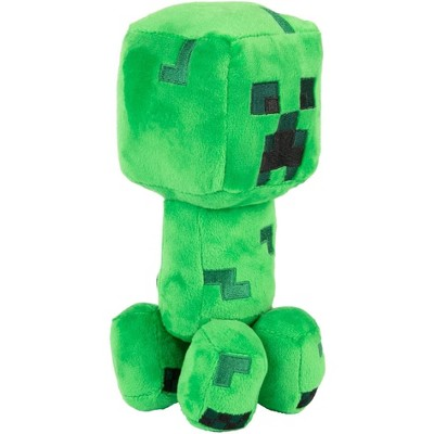 JINX Inc. Minecraft Dungeons Happy Explorer Series 7 Inch Plush | Creeper