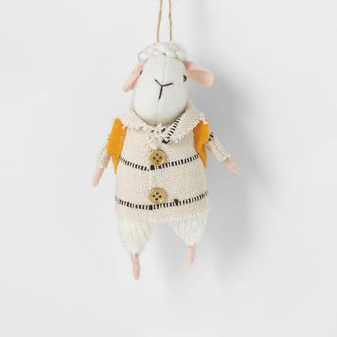 Dressed Sheep Mouse Animal Christmas Tree Ornament - Wondershop™ - image 1 of 2