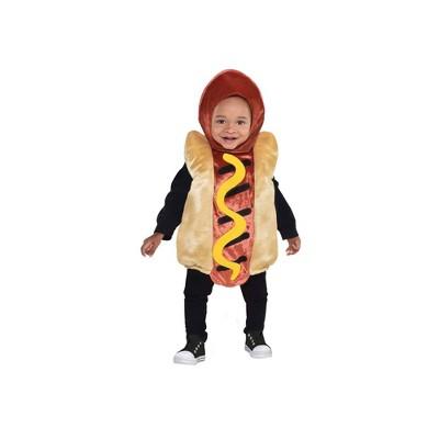 Baby Mini Hot Dog Halloween Costume