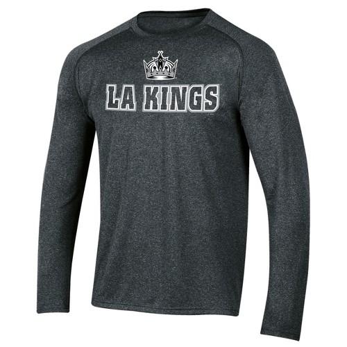 Los Angeles Kings Men's Goal Scorer Long Sleeve Performance T-Shirt M, Multicolored