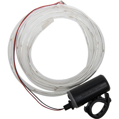Bike Party Rope LED Light - Red