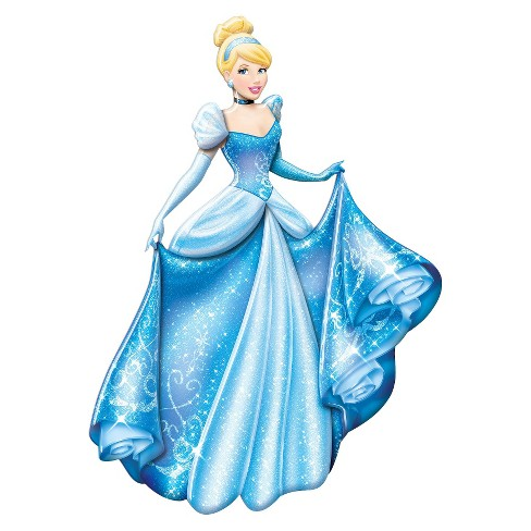 wall friends disney cinderella animated wall art target