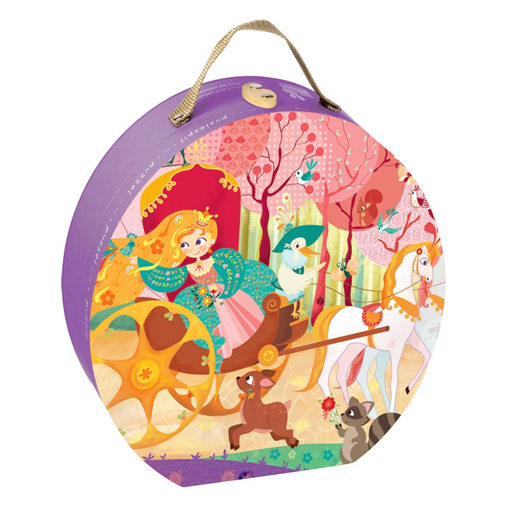 Janod Puzzle-Princess and the Coach