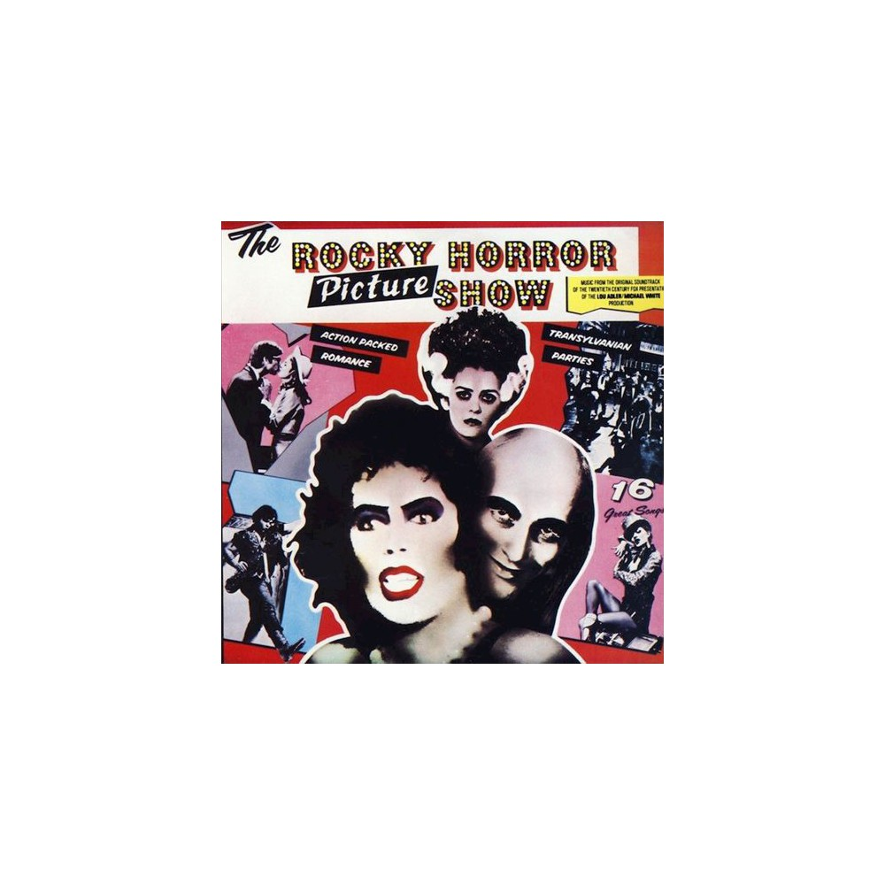 Various - Rocky Horror Picture Show (Ost) (Vinyl)