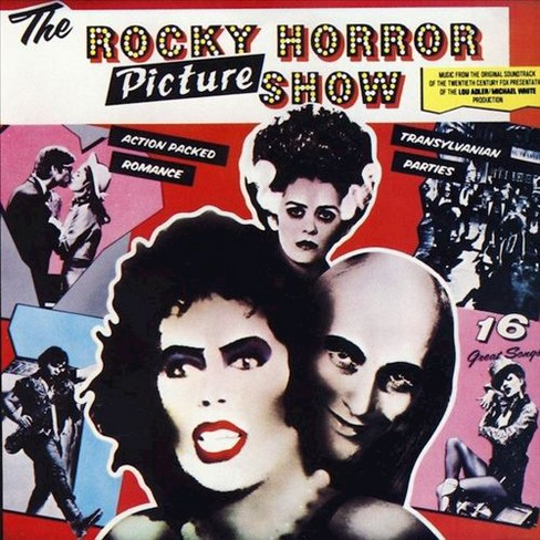 Various - Rocky Horror Picture Show (Ost) (Vinyl) - image 1 of 1