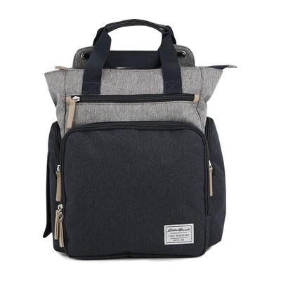 Eddie Bauer Diaper Bag - Solid Navy