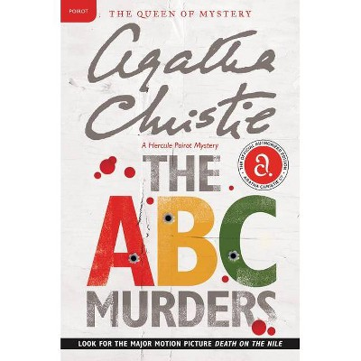 The ABC Murders - (Hercule Poirot Mysteries) by  Agatha Christie (Paperback)