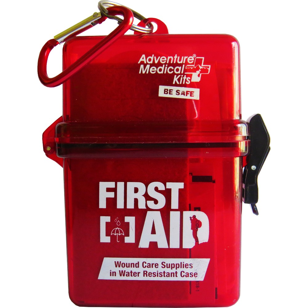 Image of AMK Water Resistant First Aid Kit, Red