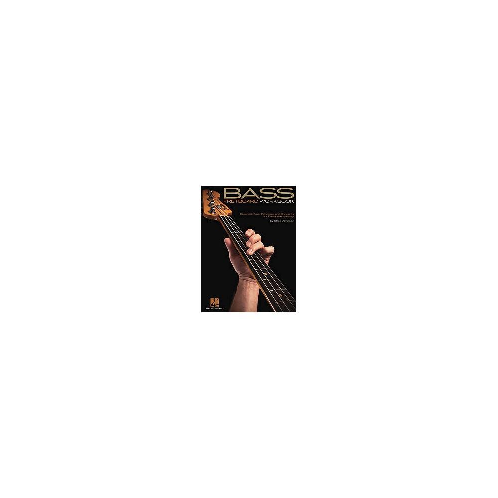 Bass Fretboard (Workbook) (Paperback)