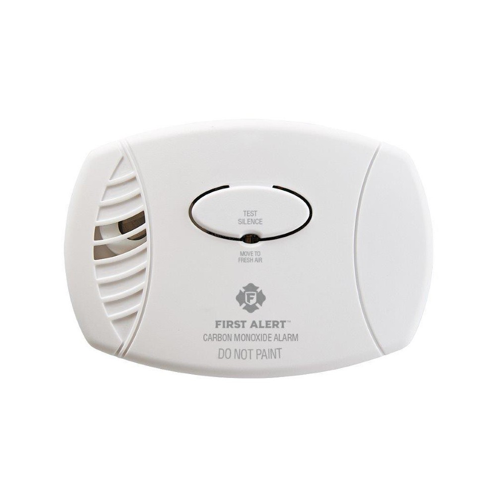 First Alert Battery Operated Carbon Monoxide Alarm 2 Pack