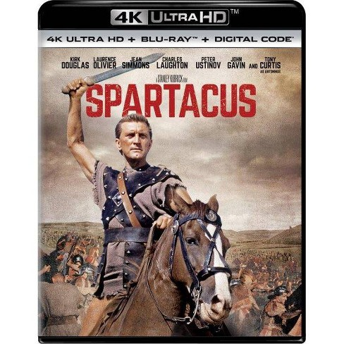 Spartacus (4K/UHD)(2020) - image 1 of 1