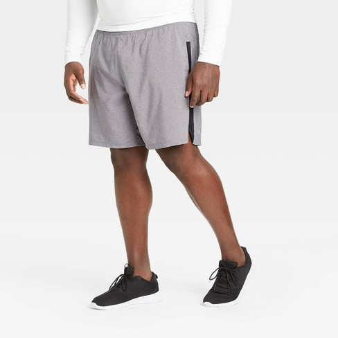 """Men's 9"""" Lined Run Shorts - All in Motion™ - image 1 of 4"""