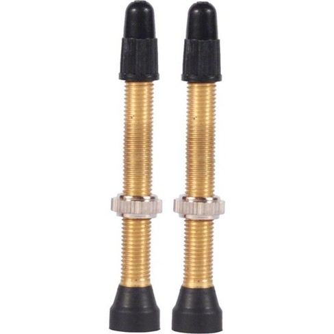 Wtb Brass Tcs Valve 46Mm 46 Mm Pair Tubeless Tire Bicycle Bike Presta - image 1 of 1