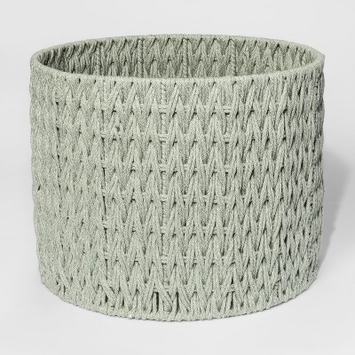 Decorative Basket - Green - Project 62™