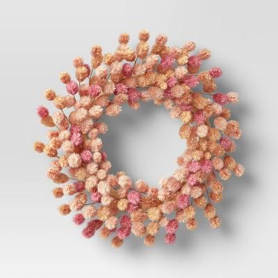 Artificial Dyetree Wreath - Threshold™