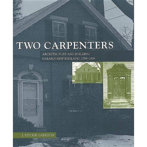 Two Carpenters - by  J Ritchie Garrison (Hardcover) - image 1 of 1