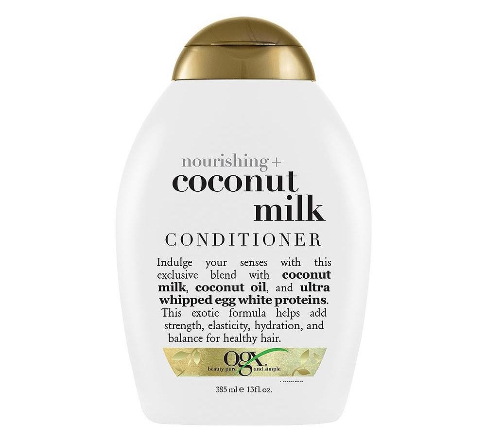 Ogx Nourishing + Coconut Milk Conditioner - 13 fl oz