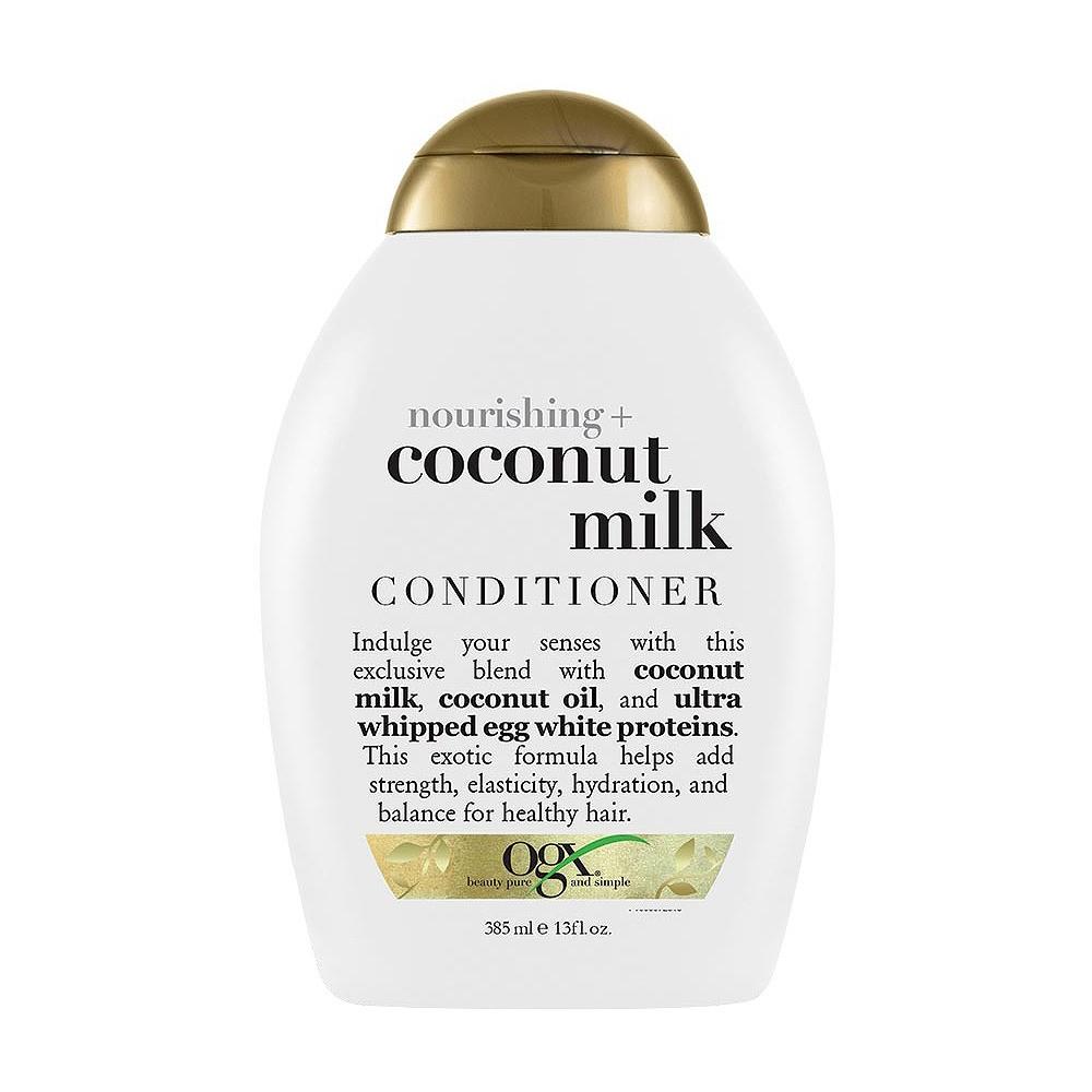 Ogx Nourishing Coconut Milk Conditioner 13 Fl Oz