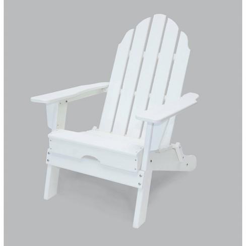Balboa Folding Adirondack Chair - LuXeo - image 1 of 4
